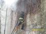 Incendio cascinale Barzago