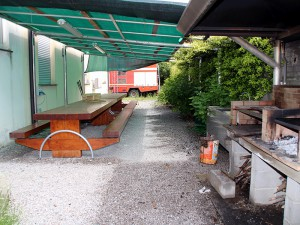 Area barbecue